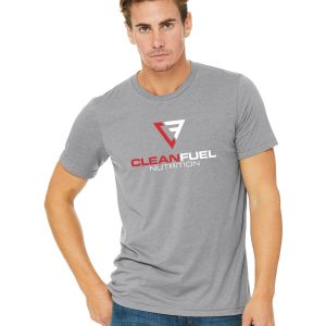cleanfuel gray shirt3 No tats